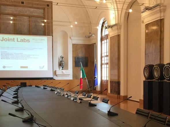 Joint Labs: Pirelli e il Politecnico di Milano uniti nella ricerca